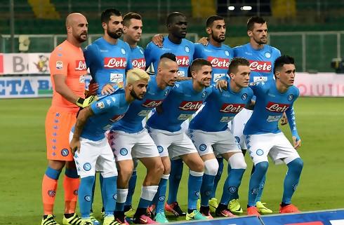 Brasiliansk keeper forlader Napoli