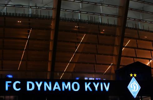 Dynamo Kiev vendte 0-1 til sejr efter pausen