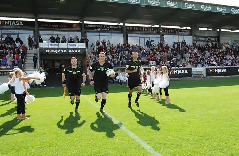 NordicBet tilbage som sponsor for 1. division