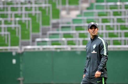 Werder-boss freder Alexander Nouri