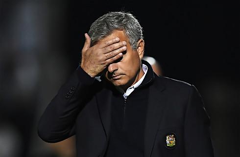 Mourinho frygter uoverskueligt kampprogram