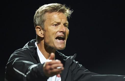 Lars Søndergaard håber på job til sommer