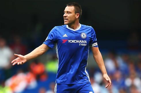 John Terry færdig i Chelsea efter sæsonen