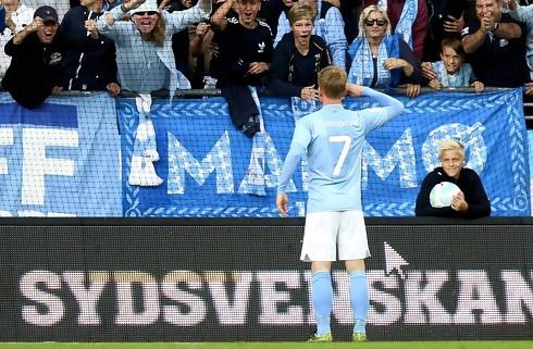 Anders C. bankede Malmø til tre point