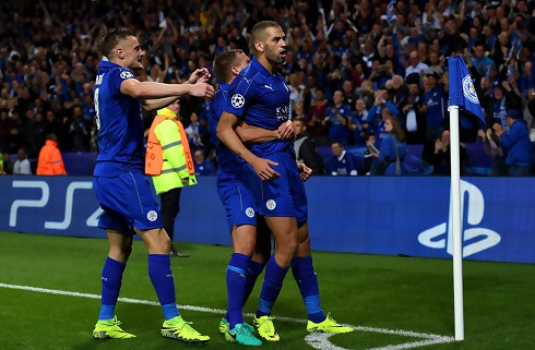 Sky: Leicester sender Slimani til Fenerbahce