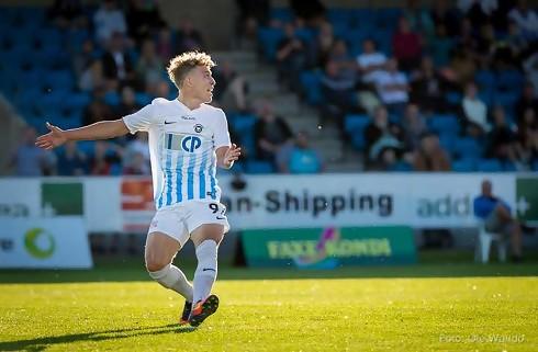 Oscar Buch forlader FC Roskilde