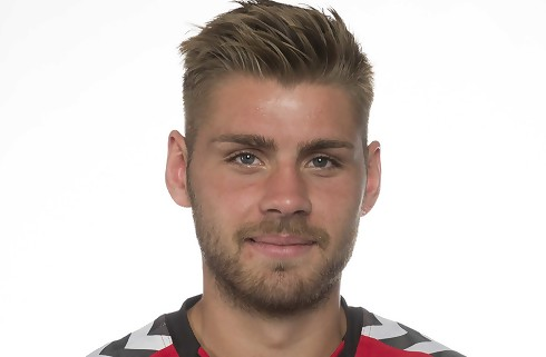 FC Roskilde skriver med Jannich Storch