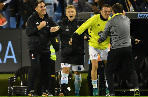 Celta-boss jubler over historisk semifinale