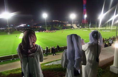 Santa: Qatarsk fodbold er under opbygning