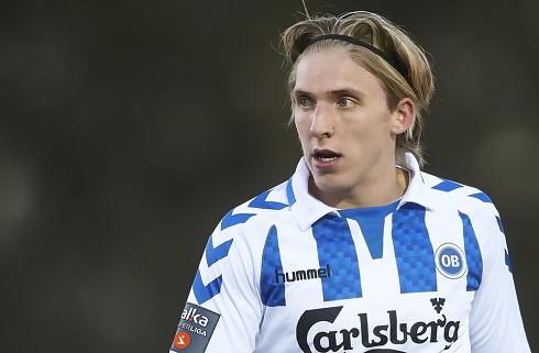 OB's Edmundsson tvivlsom til AGF-kamp