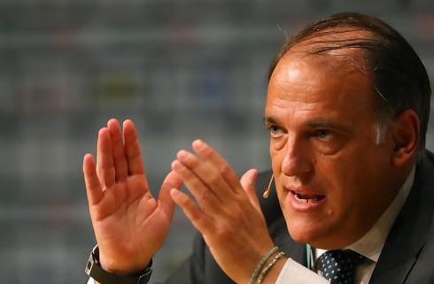 Tebas vil anmelde PSG for Neymar-handel