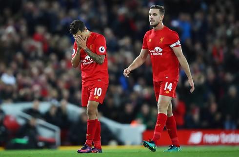 Henderson: Burde have taget tre point