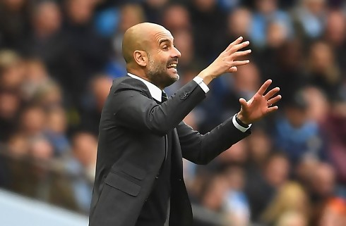 Guardiola glad for og lettet over udesejr