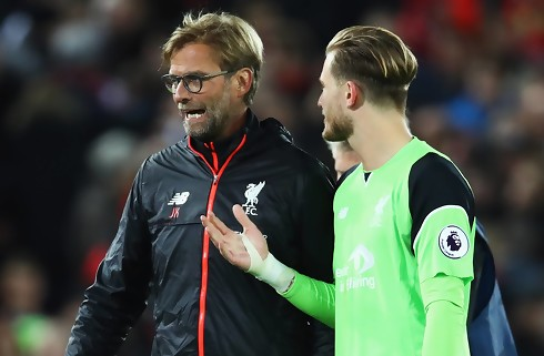 Karius vil kæmpe for sin plads i Liverpool