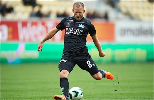 Martin Thomsen fortsætter i Jammerbugt