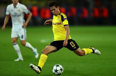 Dortmund-back ude fire måneder