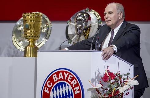 Bayern-boss om annulleret mål: Årets joke