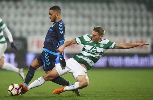 Jeppe Grønning forlænger med Viborg FF
