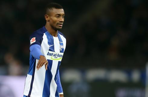 Kalou forlænger med Hertha