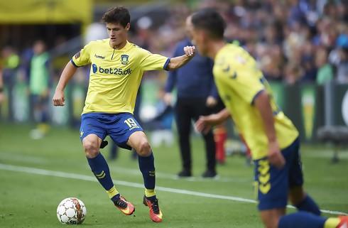 Christian Nørgaard forlænger med Brøndby