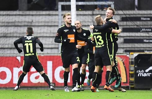 Viborg snuppede forløsende sejr i Horsens