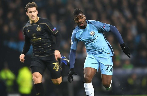 Sky: Leicester og City enige om Iheanacho