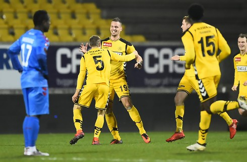 Fire mand forlader AC Horsens