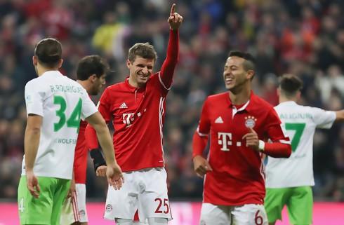 Müller tilfreds efter stort skridt mod mesterskab