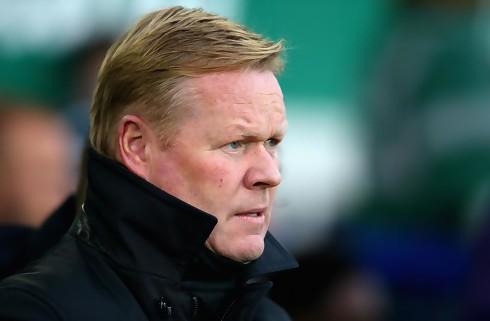 Koeman: Lookman er Evertons fremtid