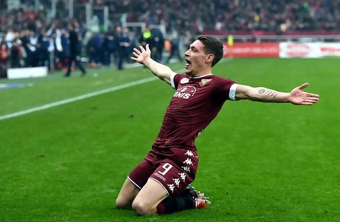 Torino må undvære Belotti i fire uger