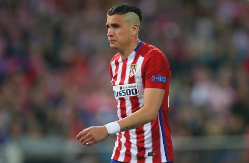 Atletico forlænger med Gimenez til 2023
