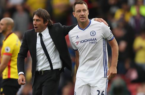 Conte: Bliver svært at undvære Terry