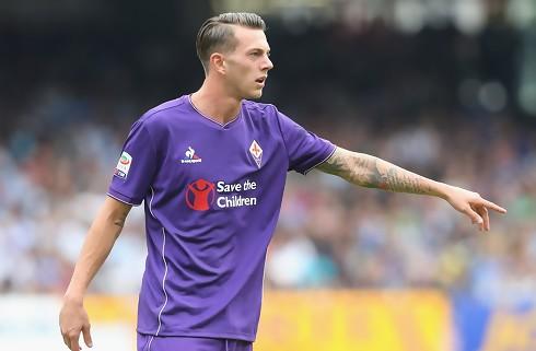 Fiorentina videre i pokalen efter sent straffe