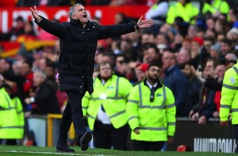 Mourinho utilfreds trods klar sejr