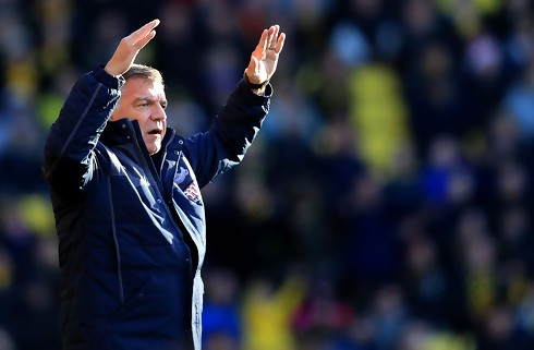 Big Sam vil slanke stor Everton-trup