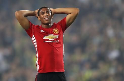 Mourinho: Martial skal gøre som Rashford