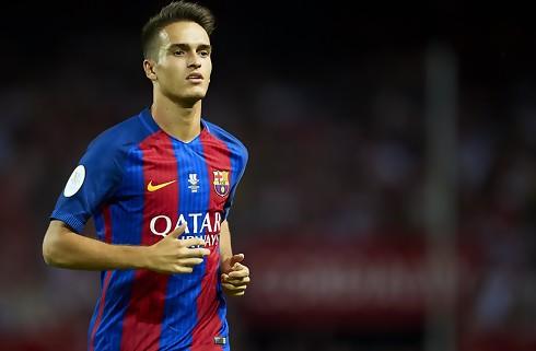 FC Barcelona-reserve: Jeg er ikke glad