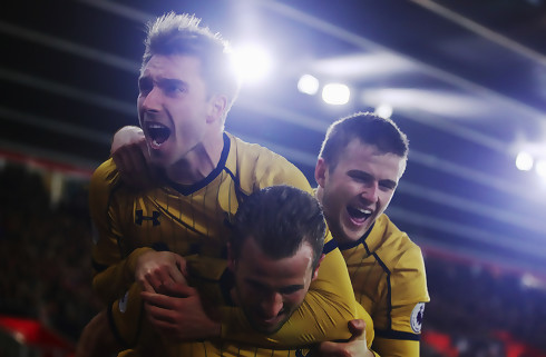 Kane får Eriksens mål fra Stoke-kampen
