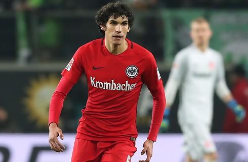 Eintrachts Real-lejesvend færdig for sæsonen