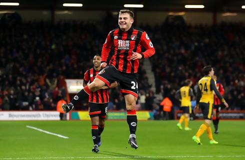 Offensivprofil er årets spiller i Bournemouth