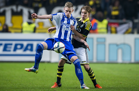 Rieks har afvist IFK Göteborg