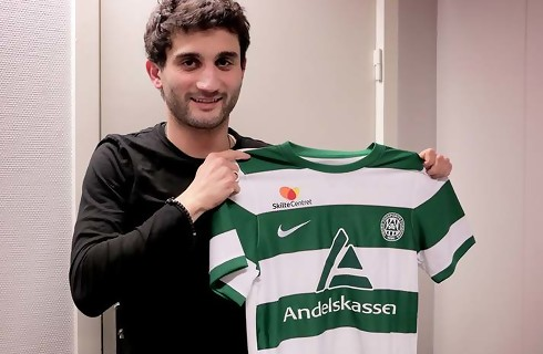 Vatsadze glad for at være tilbage i Superligaen