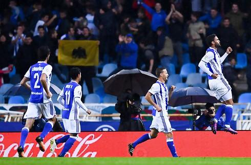 Sociedad sparker Villarreal ud af Copa del Rey