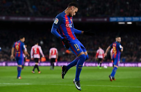 Neymar: Jeg beundrer Premier League