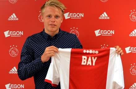 Ung Ajax-dansker træner med hos Viborg