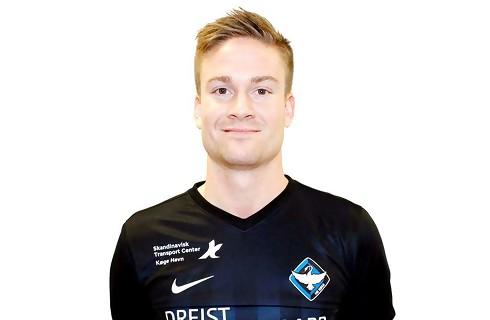 Marco Larsen glad for tilværelsen i HB Køge