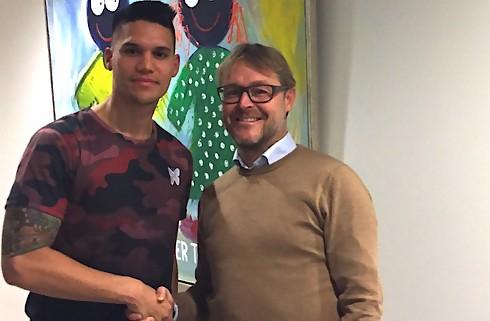 FCM sælger Falkesgaard til Bangkok United