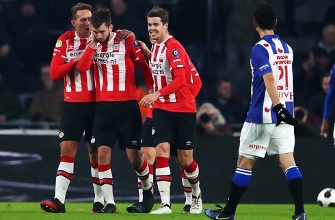 PSV lejer Chelseas Van Ginkel for tredje gang