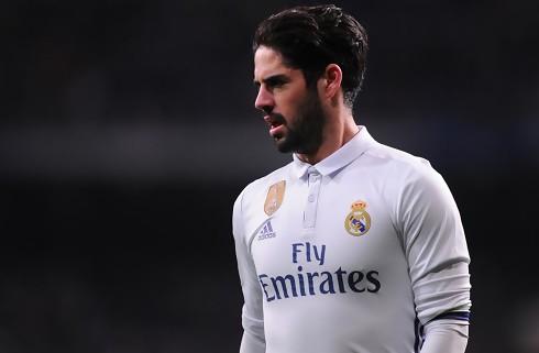 Real Madrid forlænger med Isco