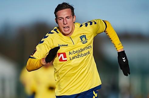 Brøndby håber på styrket Nilsson